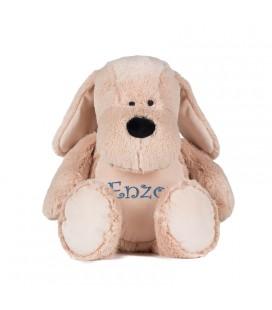 Peluche range pyjama chien