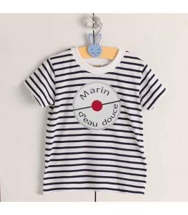 Tee-shirt petit matelot personnalisé