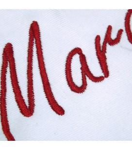 Tablier toque enfant personnalisé prénom