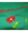 Coffret de jardinage, Tablier et ses accessoires personnalisé avec un prénom
