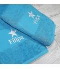 Ensemble de 3 serviettes à personnaliser