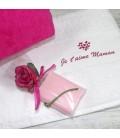 Coffret Fête des Mères serviette et trousse