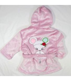 Robe de chambre souris personnalisée