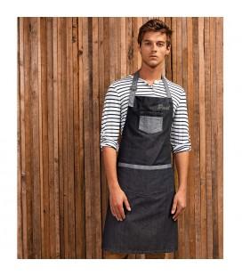 """Tablier de cuisine """"industriel"""" personnalisé"""