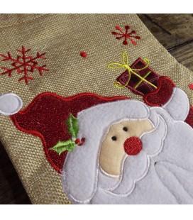 Botte de noël du Père Noël