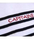 Tee shirt marinière homme personnalisé