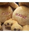 Peluche ours personnalisée prénom