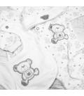 coffret naissance petit ours personnalisé